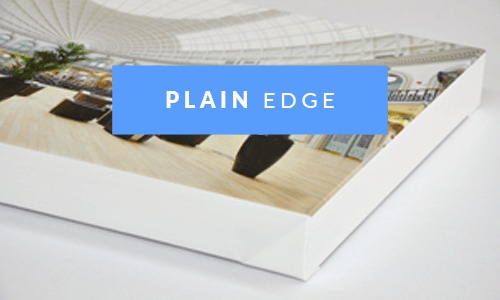 Plain Edge Canvas